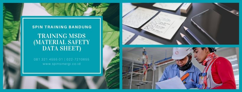 Training MSDS (Material Safety Data Sheet)