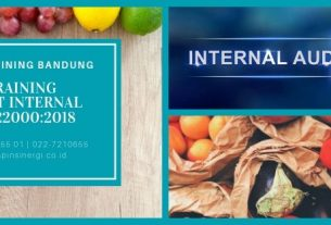 Training Audit Internal ISO 22000 2018