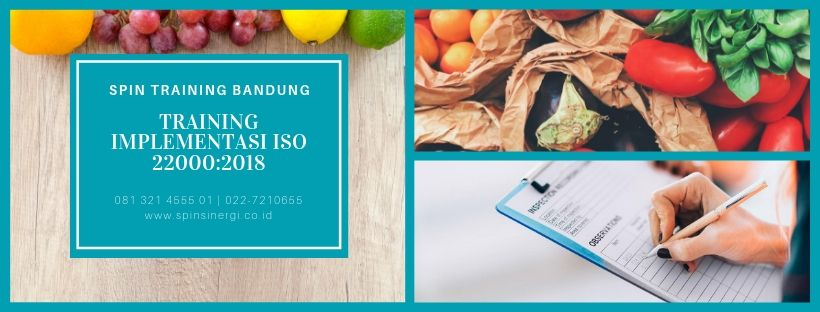 Training Implementasi ISO 22000 2018