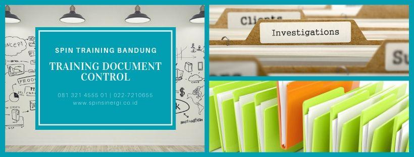 Training Document Control