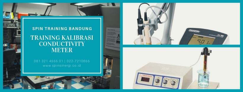Training Kalibrasi Conductivity Meter