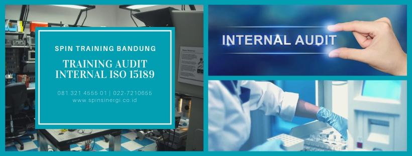 Training Audit Internal ISO 15189