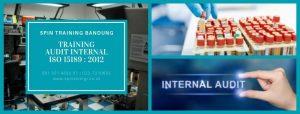 Training Audit Internal ISO 15189 2012