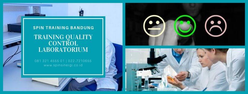 Training Quality Control Laboratorium