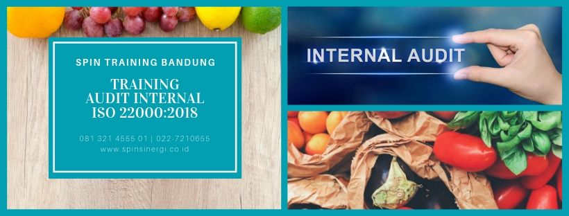 Training Audit Internal ISO 22000 2018