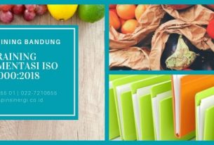 Training Dokumentasi ISO 22000 2018