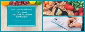 Training Implementasi ISO 22000 2018