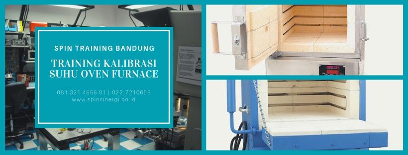 Training Kalibrasi Suhu Oven Furnace