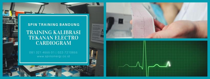 Training Kalibrasi Tekanan ElectroCardiogram