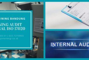 Training Audit Internal ISO 17020