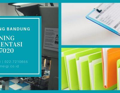 Training Dokumentasi ISO 17020