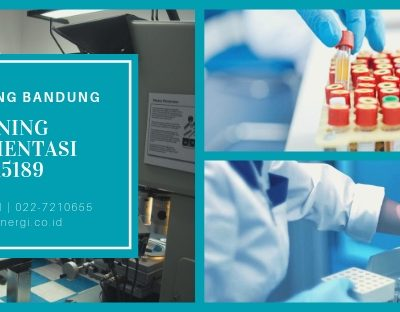 Training Implementasi ISO 15189